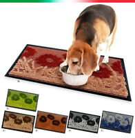 TAPPETO ANTISCIVOLO 3 misure assorbente cane gatto sottociotola lettiera cuccia