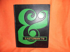 1979 East High School Kansas City Mo Eastonian Yearbook