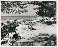 MONTEGO BAY c. 1940 - Beach Jamaica - GF 264