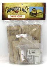 Knuckleduster KDM-13110 Cowtown Butcher (Gunfighter's Ball) Shop Western Terrain
