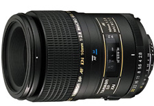 Tamron SP AF 90mm F/2.8 Di Macro Lens (272EE) for Canon