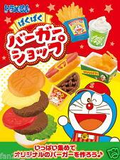 NEW! Re-ment Miniature Doraemon Fast Foods Burger Shop rement  FULL SET