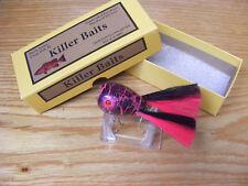 Killer Baits Rusty Jessee Creek Chub Style Glasseye Surf Dingbat Charlotte's Web