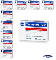 10 x TESTOSTEROL™ 250 MUSCLE GROWTH SUPPLEMENTS LEGAL BOOSTER BODYBUILDING.