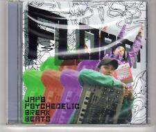 (HH322) Floattt, Jap's Psychedelic Break Beats - 2009 Sealed CD