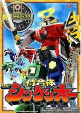 Bandai Power Rangers : Deluxe Samurai Megazord Action Figure
