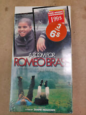 A Room For Romeo Brass Vhs Shane Meadows, Bbc Films, Alliance Atlantis Sealed
