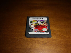 Sideswiped (Nintendo DS, 2009) RARE