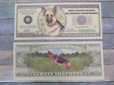 GERMAN SHEPHERD: Dog Lovers, Ima Dogg!   ~ Hip $1,000,000 One Million Dollars