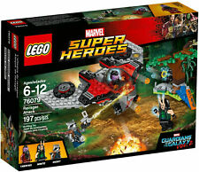 Lego ® Marvel Super Heroes Ravager Attack nuevo & OVP 76079 Guardians of the Galaxy