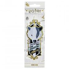 New Official Warner Brothers Harry Potter Hufflepuff Bookmark