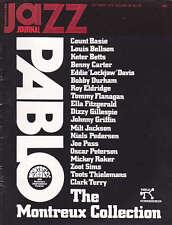 JAZZ JOURNAL MAGAZINE 1975 OCT PEE WEE ERWIN, DON CHERRY, MONTREAUX COLLECTION