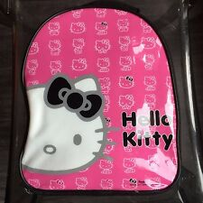 2 Used kids lunch box bag HELLO KITTY