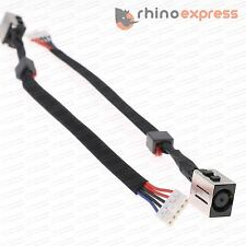 Dell Inspiron 5548 5547 m03w3 p39f conector red red parte conector DC Power Jack
