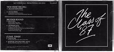 Class Of '87 Brother Beyond Climie Fisher & View From The Hill Promo CD Sampler