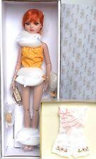 """Wilde Imagination Essential Ellowyne Seven REDHEAD 16""""  Dressed Doll NEW + BONUS"""