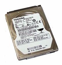 """TOSHIBA 320GB 2.5"""" HDD MK3261GSYN HDD2F23 SATA"""
