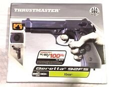 New Beretta 92FS Style Light Gun for the Original Microsoft Xbox (Thrustmaster)