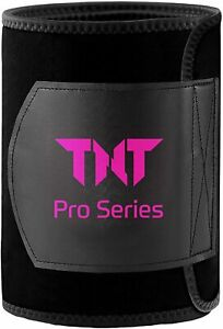 TNT Pro Series Fat Burner Waist Trimmers Slimming Belt Weight Loss Belly Band