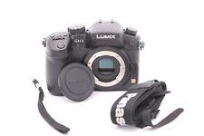 Panasonic LUMIX DMC-GH3 16.0MP Digital Camera - Black w/ unique m43 pinhole lens