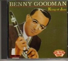 (BL853) Benny Goodman, King Of Jazz - 1987 CD