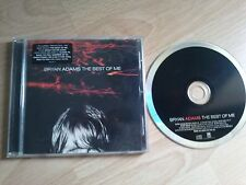 CD Música - Bryan Adams - THE BEST OF ME