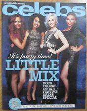 Little Mix - Celebs on Sunday magazine – 11 November 2012