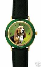Montre Chien BASSET ARTESIEN  Watch BASSET ARTESIAN DOG