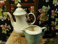 2 Pièces Vintage Porcelaine a saisir !!