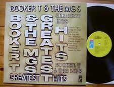 Booker T & MG's - Greatest Hits - GER 1972 Stax Metronome 0052.502 Soul TOP Mint