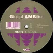 """Genic Frantic EP 12"""" EP Vinyl Schallplatte 135878"""