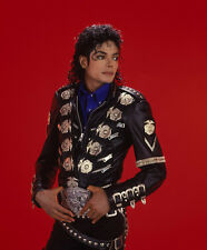 Michael Jackson UNSIGNED photo - E1005 - The King of Pop