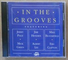 In the Grooves CD – Hendrix, Page Clapton Rare Tracks CD VG