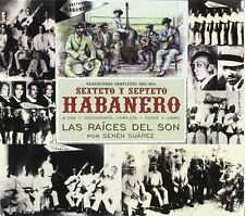 Sexteto y Septeto Habanero LAS RAICES DEL SON GRABACIONES COMPLETAS 1925-1931