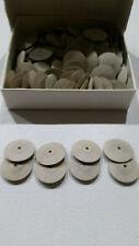 New listing Knife Edge Rubber Polishing Wheels.Rotary Tool Jewelry Dental.Keystone.Bx /100