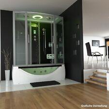 TroniTechnik Duschtempel Duschkabine Whirlpool Wanne Badewanne Dusche 170x90