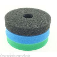 Jebao CF20 & CF30 Replacement Foam Sponge Filter Media Set