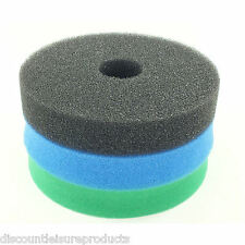 Jebao CF20 & CF30 Replacement Foam Sponge Filter Media Set