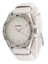 Fossil Herren Armbanduhr Weiß BQ1168
