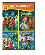 4 Film Favorites: Scooby-Doo (Live Action) (DVD)
