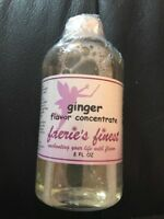 New Unopened Faerie's Finest Ginger Flavor Concentrate 8oz