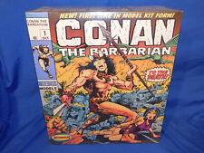 2008 CONAN THE BARBARIAN #1 MOEBIUS MODEL KIT RESIN ASSEMBLY 1/8 - NEVER OPENED