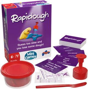 Rapidough Mini Board Game Family Fun Game