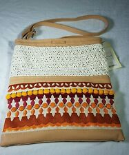 NWT TOMS Spice Embroidered Moroccan Crossbody Purse MSRP  $248