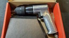 """Ingersoll Rand 7802RAKC 3/8"""" Reversible Keyless Air Drill Quiet Technology"""