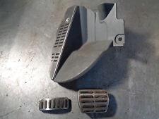 Audi TT 8N 98-06 MK1 225 Quattro 1.8T V6 auto pedal set brushed alloy GREY trim