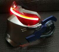 Overwatch OW Soldier 76  AIR VENTS LED Luminous Mask Game Cosplay Prop Replica