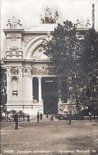 # TORINO: ESPOSIZIONE 1911 - PADIGLIONE STRUMENTI MUSICALI