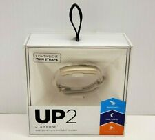 UP2 by Jawbone Wireless Activity and Sleep Tracker -Lightweight Thin Straps- NEW