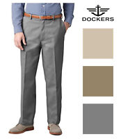 Dockers D3 Mens Comfort Waistband Khaki Pants